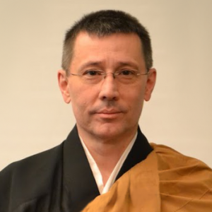 John Gendo Wolff, Sensei, 2015 (Photo by Jessamyn Wolff)