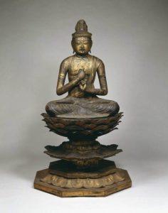 Image of the Sun Buddha